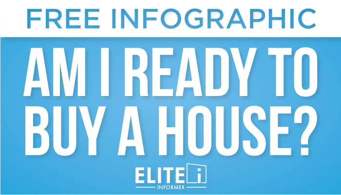 FREE Infographic - Am I Ready to Buy a Home?