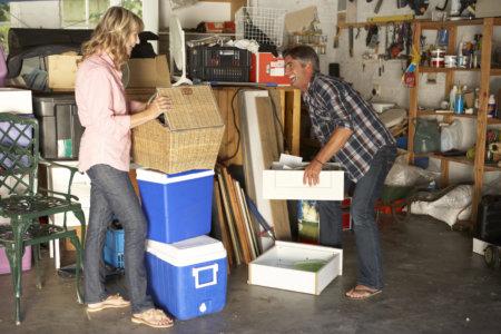Declutter Dallas Home for Sale