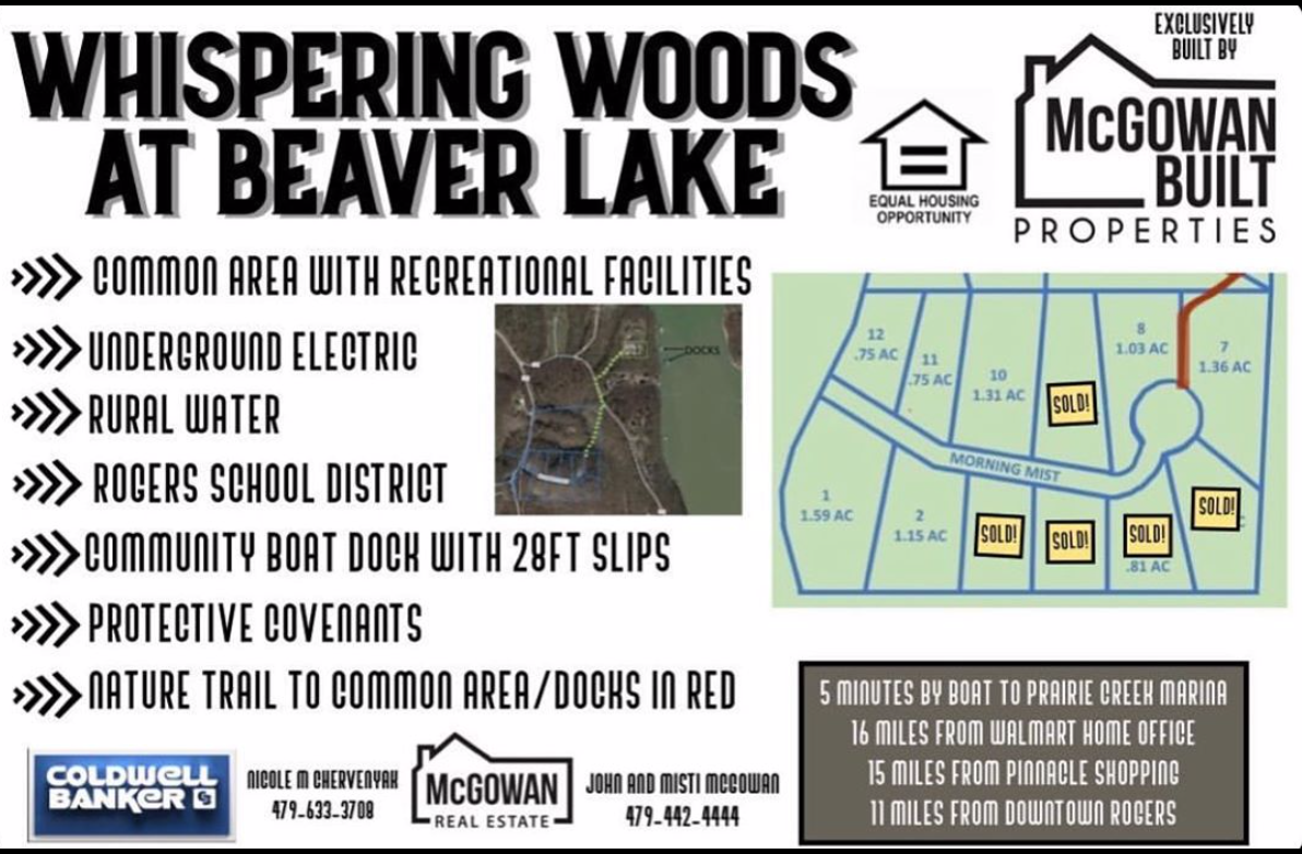 Whispering Woods Development