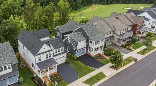 Golf Course Lot Home For Sale