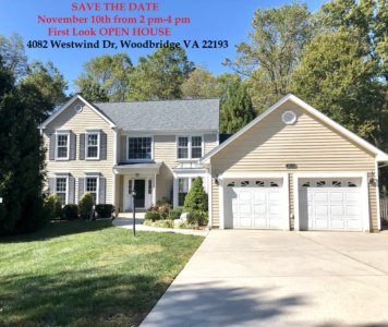 FIrst Look Open House 11/10/2019